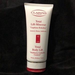 Total body lift Clarins